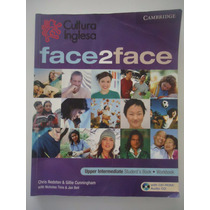 Face 2 Face Upper Intermediate Students Book Workbook Cd-rom