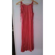 Vestido De Razo Color Salmón