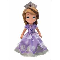 Boneca Princesa Sofia Encantada Musical Disney Frete Gratis