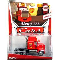 Cars Disney Mack. Rust-eze Racing. Deluxe.