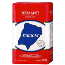 Yerba Mate Taragüi, Argentina, 1kg