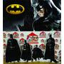 Kit Display Batman 8 Peças + Painel Bt08 2x1,40