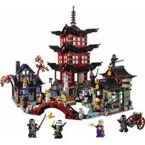 Lego Ninjago Temple Of Airjitzu 70751 Original Pta Entrega