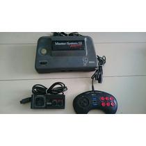 Master System Iii 3 Compact Sega 2 Controles Original