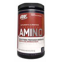 Aminoacidos On Amino Energy 270g (30srvs) Ponche De Frutas