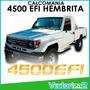 Calcomania 4500efi Toyota Hembrita Gold 100% Vinil Importado