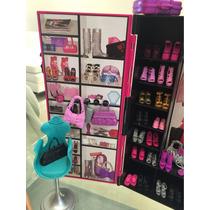 Closet Barbie Fashionista