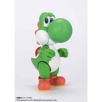Nintendo Yoshi De Mario Bros Sh Figuarts Bandai
