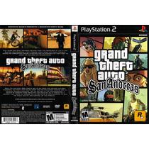 Grand Theft San Andreas - Frete Grátis