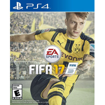 Fifa 17 - Playstation 4, Ps4 (físico) Ya Disponible Msi
