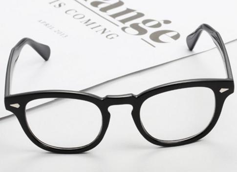 Armação Óculos De Grau - Acetato Redondo Masculino Feminino - R  69 ... a2aa9be300