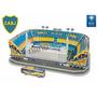 Estadio La Bombonera Maqueta Para Armar, Puzzle 3d