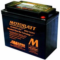 Bateria Harley Davidson Softail Dyna Motobatt Mbtx20u