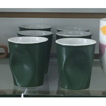 Juego De 6 Mini Tazas Para Café Expreso