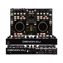 Denon Controlador Mc3000 Interface De Audio Usb