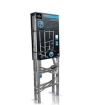 Andamio Multiusos De Aluminio Plegable 150kg Antiderrapante