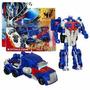 Muñeco Transformers Optimus Prime Robot Camión Auto Nuevo