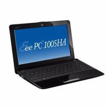 Netbook Asus Intel Atom N270 - Preto 12x S/ Juros