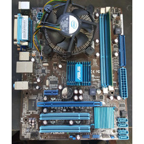 Kit Core 2 Quad Q6600 2.4ghz+ Asus P5g41t-m Lx2/br+4gb Ddr3