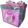 10 Caixinhas Acríl. Minnie Baby Lembrancinhas Personalizadas