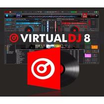 Virtual Dj 8.2 Pro Infinity + Skins - Completo - Win/mac