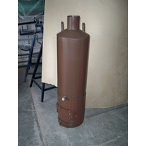 Boiler De Leña Reforzado 40 Lts