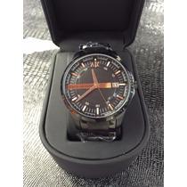 Relógio Ax Armani Exchange Ax2150 Original C/ Caixa E Manual