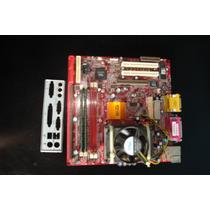 Tarjeta Pc 400 Con Procesador Intel Y Dos Memorias