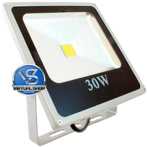 Refletor Led 30w Holofote Bivol A Prova D