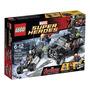 Juguete Vehículos Lego Negro