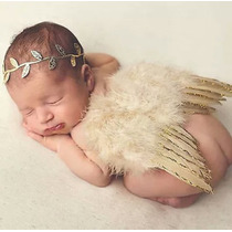 Disfraz Angel Bebe/beba Ideal Book De Fotos Consultar Stock