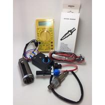Sonda Lambda Kit Completo Economizador De Gasolina