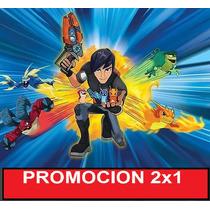 Kit Imprimible Bajo Terra Slug Terra Fiesta 2x1