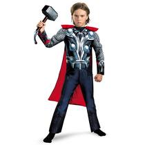 Disfraz Thor Bebé Talla 3/4 Años Original Entrega Inmediata