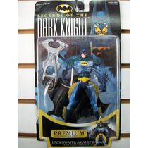 Underwater Assault Batman Legends Of The Dark Knight Kenner