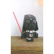 Star Wars Darth Vader De Origami En 3d