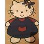 Alfombra De Hello Kitty Nueva Para El Cuarto De Tu Nena