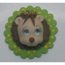 5 Souvenirs Imán Animalitos En Porcelana Fria Bautismo Cumpl