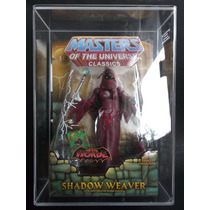 Masters Of The Universe Classics Case Para Figuras Tipo Afa