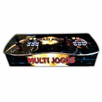 Multijogos Portatil 1300 Jogos Arcade Console Fliperama Hdmi