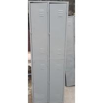 Armário Roupeiro De Aço Para Vestiário 4 Portas Usado