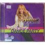 Hannah Montana 2. Cd Soudntrack, Original, Nuevo