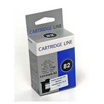 Cartucho Lexmark 82 Original Cartridge Line 18l0032 Preto