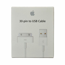 Cable Original Iphone 4 4s De Un Metro