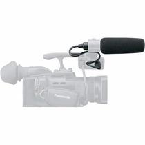 Microfone P Filmadora Panasonic, Hmc-150, Ag-ac130, Ag-ac160