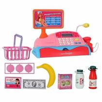 Caixa Registradora Infantil Com Som E Luz Art Brink Oferta