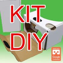 **kit Diy Hazlo Tu Mismo** Google Cardboard V2.0
