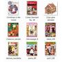 9 Revistas De Manualidades Para Navidad (lote 3)