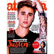 Revista Atrevida 257 Justin Bieber = C/ Poster Fifth Harmony