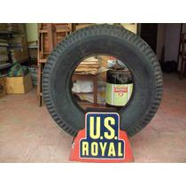 Antiguo Exhibidor Y Llanta Royal Aro 15 Nunca Utilizada